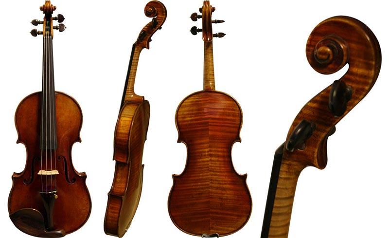 Carlo Micelli Violin 1922