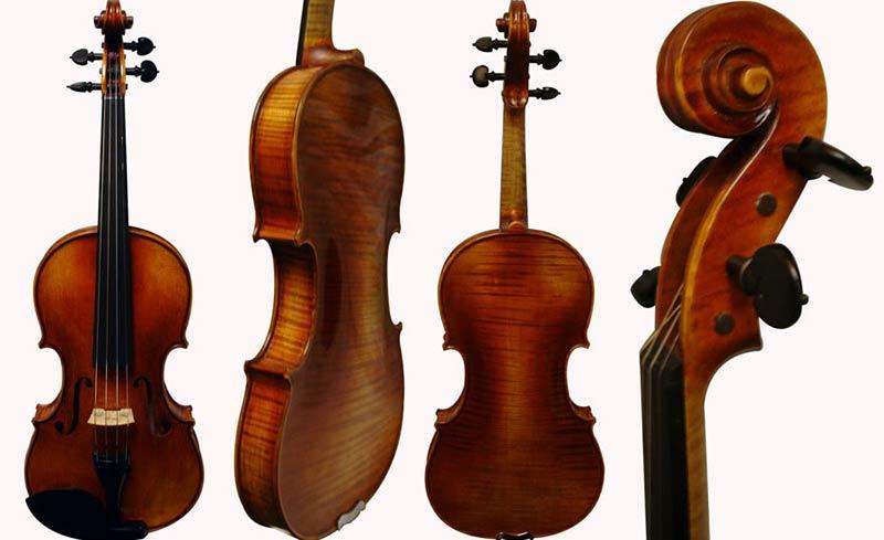 Roman Glogowski Violin 2012
