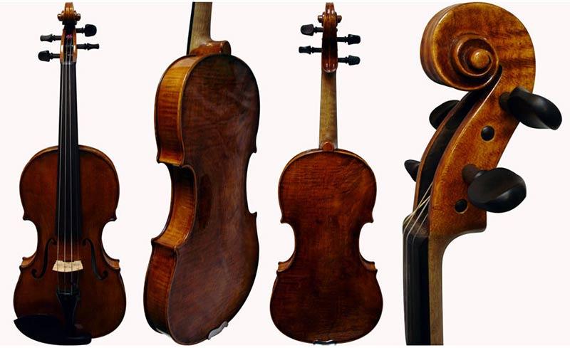 Wojciech Topa Violin 2013