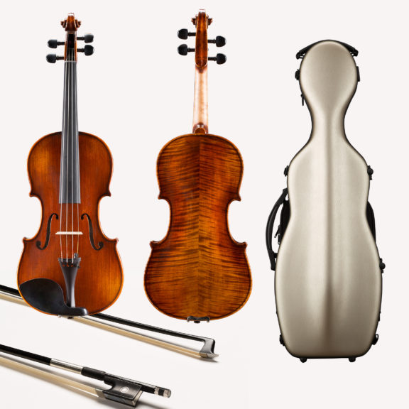 Eastman 305 Violin Internet Special Outfit
