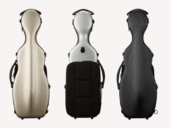Eastman Polycarbonate Violin Case Colors