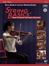 String Basics Book 1 (Violin, Viola, Cello, or Bass)