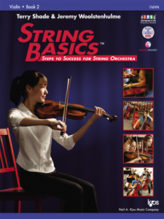 String Basics Book 2 (Violin, Viola, Cello, or Bass)