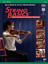 String Basics Book 3 (Violin, Viola, Cello, or Bass)