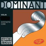 Dominant violin strings