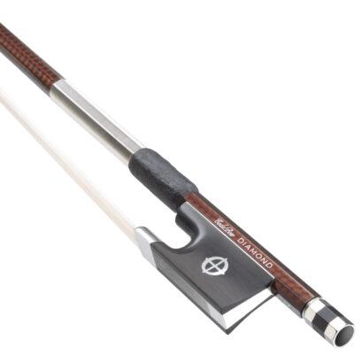 Coda Diamond NX Violin Bow – Carbon