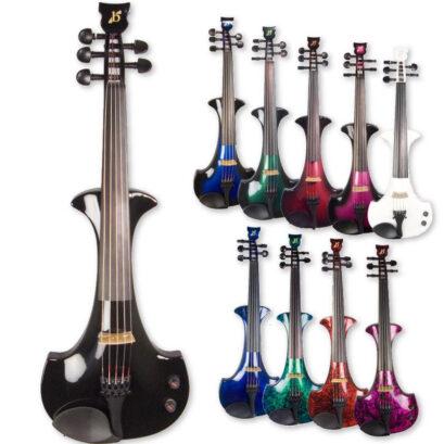 Bridge Lyra Electric Violin – Five String