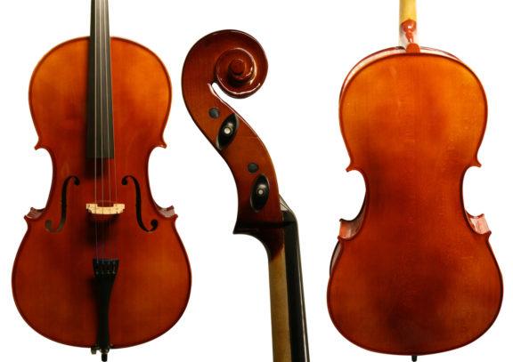 Salvatore Cadoni Prelude Cello