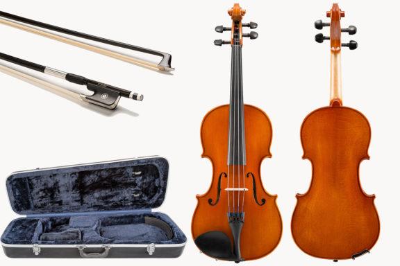 Eastman 80 Viola outfit