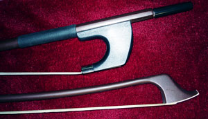 Glasser Fiberglass Bass Bow German