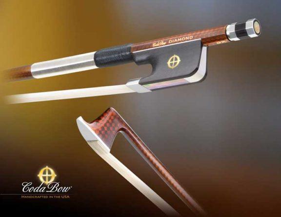 Coda Diamond GX Viola Bow