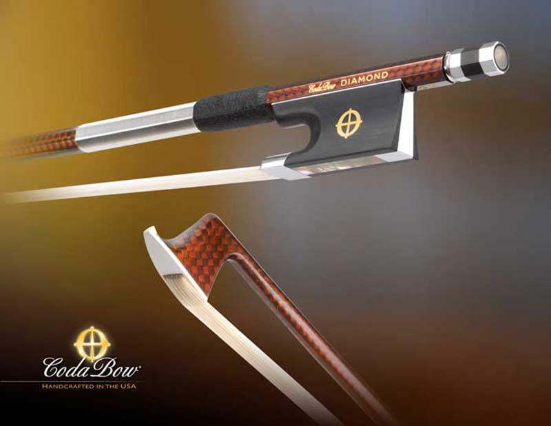 Coda GX Violin Bow