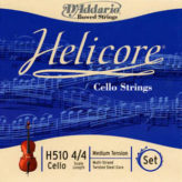 D'Addario Helicore Cello Strings