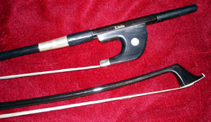 Holtz Fiberglass Bass Bow German
