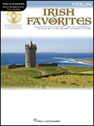 Irish Favorites Book with CD (Violin, Viola, or Cello)