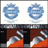 Jargar Dominant cello string set combo