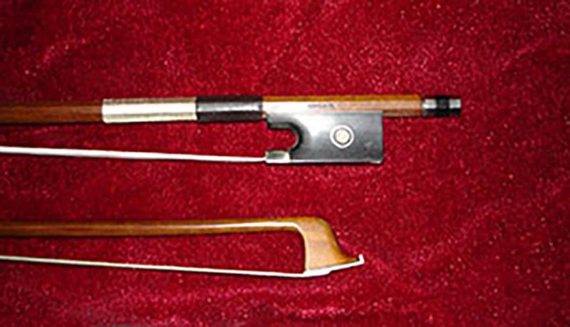 JonPaul Ipe violin bow