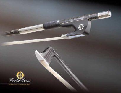 Coda Joule Violin Bow – Carbon