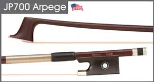 JonPaul Arpege Cello Bow (violin pictured)