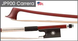 JonPaul Carrera Cello Bow (violin pictured)