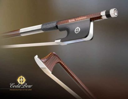 Coda Diamond NX Cello Bow – Carbon