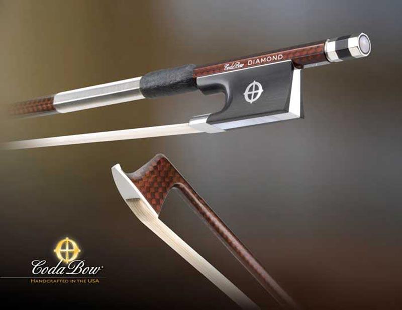 Coda NX Violin Bow
