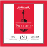 Picture of a Prelude cello string set