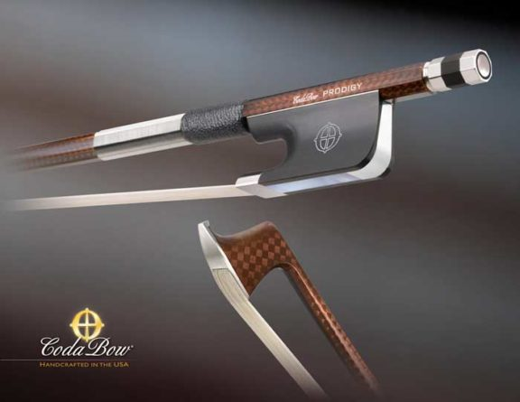 Coda Prodigy Cello Bow