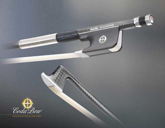 Coda Diamond SX VIola Bow