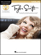Taylor Swift Instrumental Play-Along Book with CD