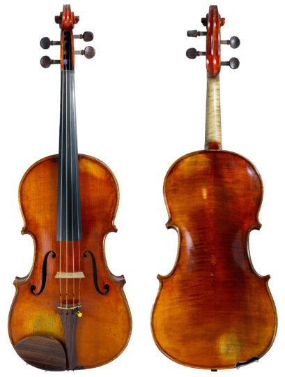 Gunther Prager Viola