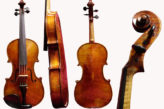 Picture of a Gunther Prager Violin