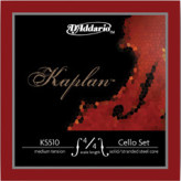 Picture of a Kaplan cello string set