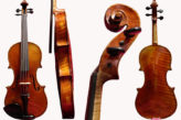 Picture of a Hiroshi Kono Violin