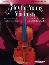 Solos for Young Violinists Volume 3
