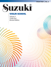 Suzuki Violin School Volume 6 (Book/Book & CD/CD/Piano Accomp)