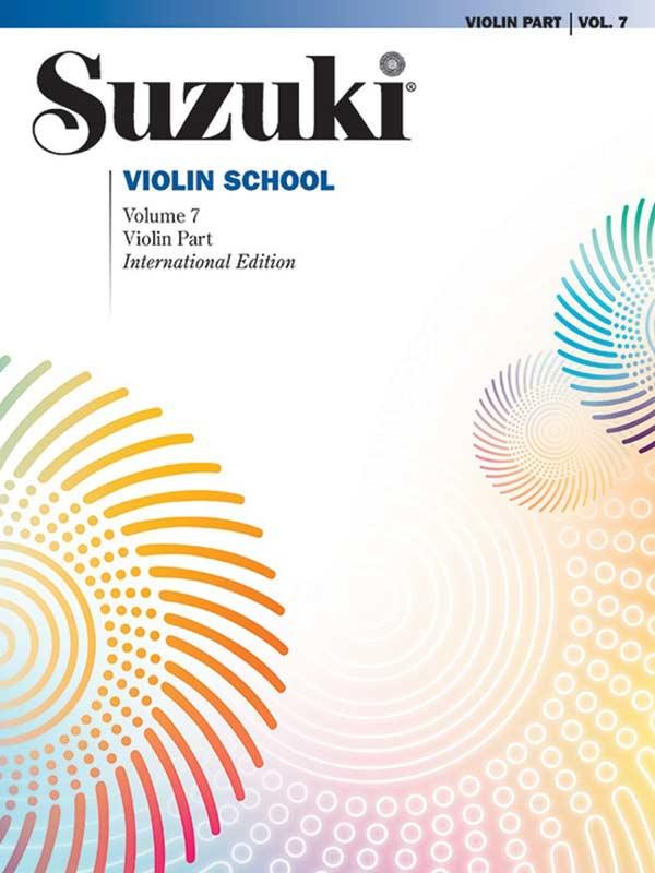 Suzuki Violin School Volume 7