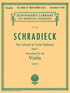 Schradieck School of Violin...