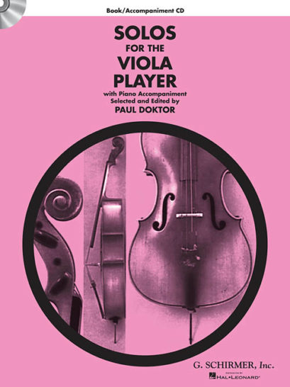Solos for the Viola Player – Schirmer Ed.