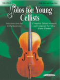 Solos for Young Cellists Volume 5