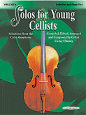 Solos for Young Cellists volume 6