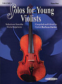 Solos for Young Violists Volume 5