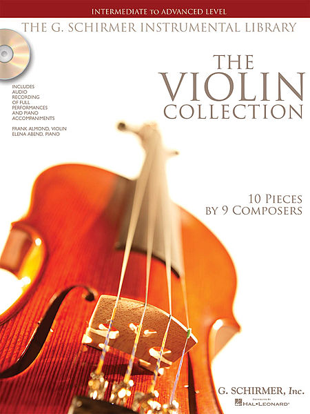 The Violin Collection Intermediate to Advanced Level