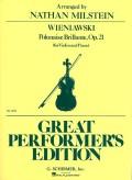 Wieniawski Polonaise Brillante for Violin