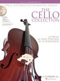 Cello Collection Easy to Intermediate - Schirmer