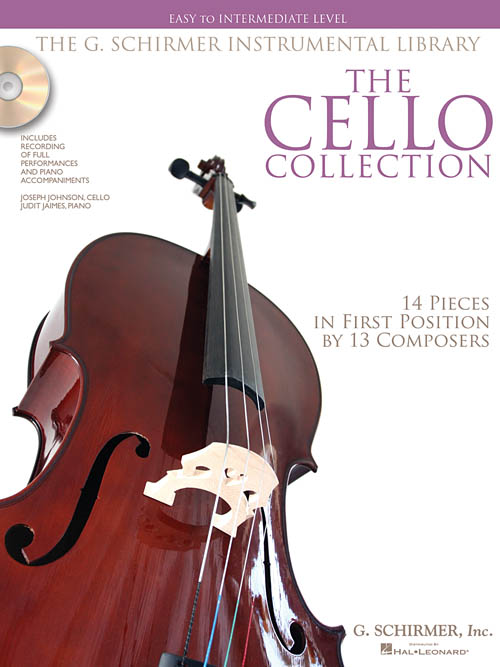 Cello Collection Easy to Intermediate - Schirmer