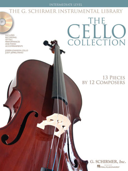 The Cello Collection Intermediate Level – Schirmer