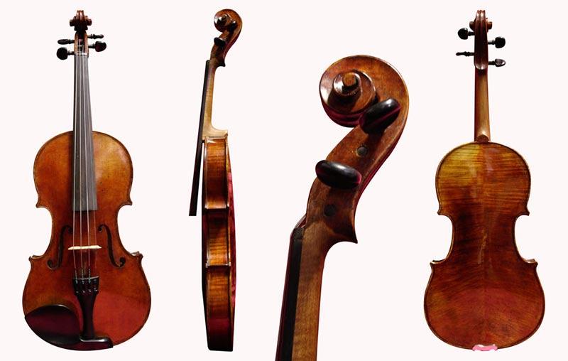 Picture of a Darche Freres Violin