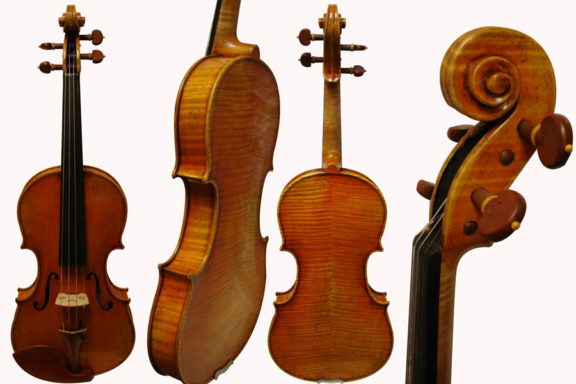 Jonathan Li Violin