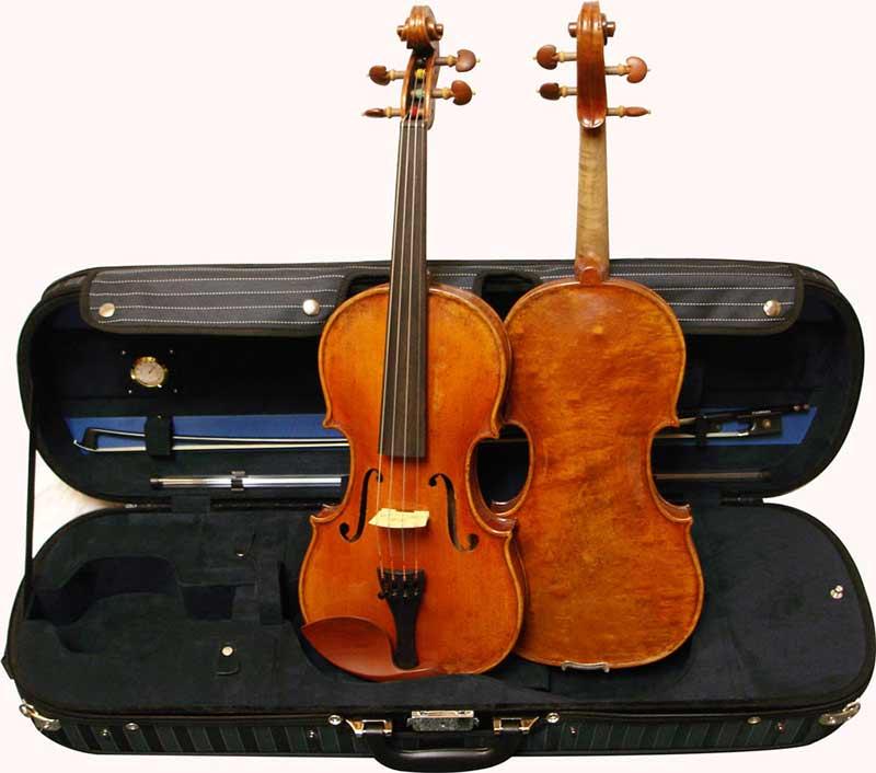 Krutz Series 400 Violin Outfit